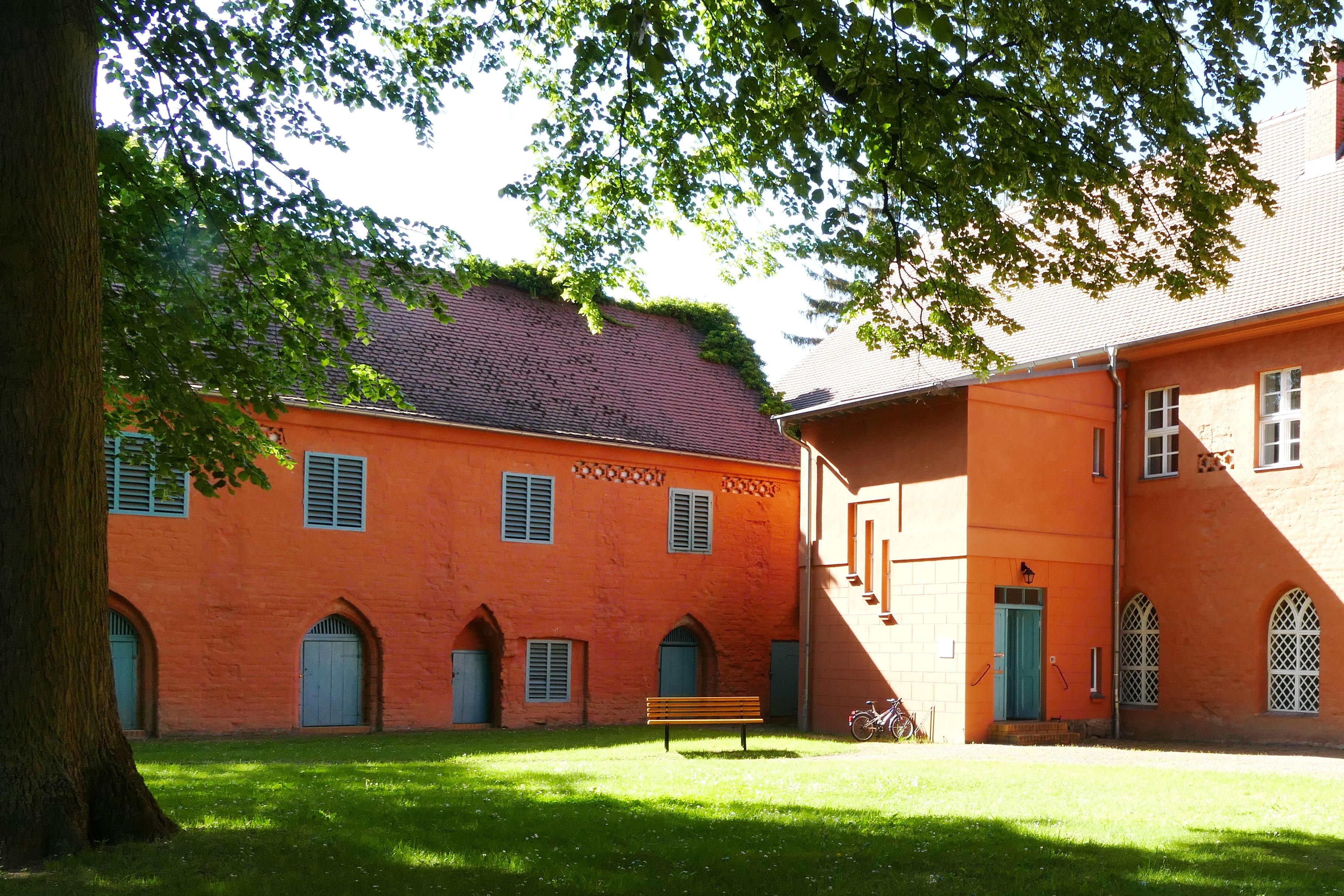 Kloster-Innenhof