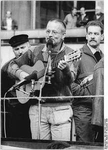 4. November 1989 - Kurt Demmler / Fotograf: Hubert Link