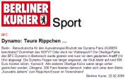 Berliner Kurier - Teure Rippchen