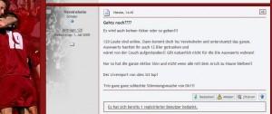 Vereinsheim - am 7.3.2009