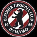 Nachgebessertes neues Logo des BERLINER FUSSBALL CLUB DYNAMO