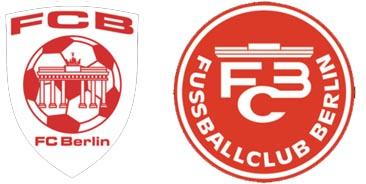 Logos des FC Berlin