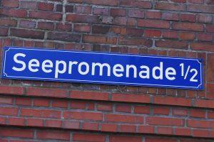 Halbe Seepromenade