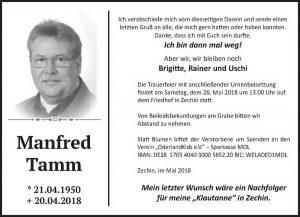 Traueranzeige-Manfred-Tamm