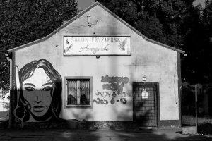 Friseur Avantgarde